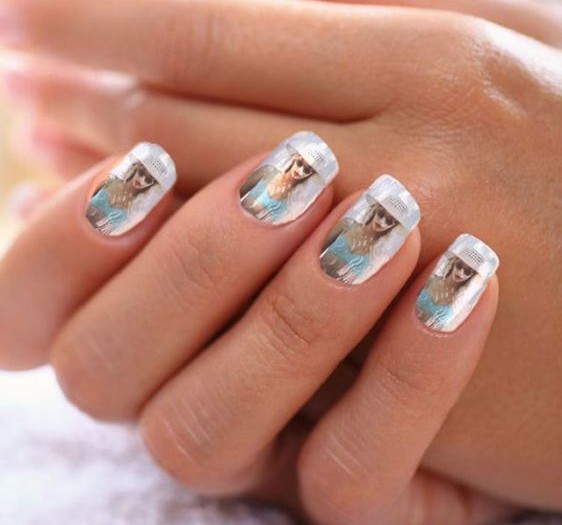 An App that Turns Your Instagrams into Nail Art?